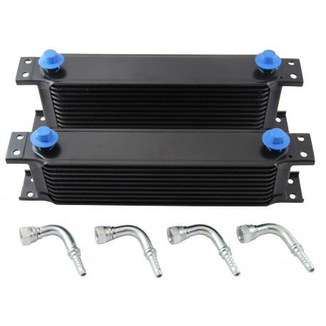 Rotrex 10 og 13  rækkers oliekøler